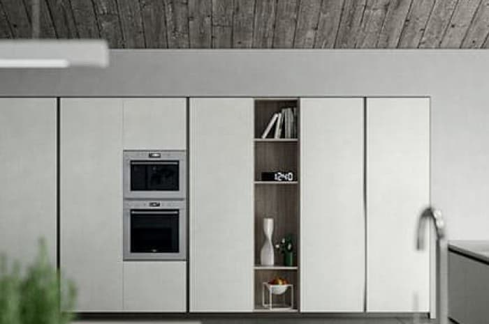 cucina-moderna-colore-beige