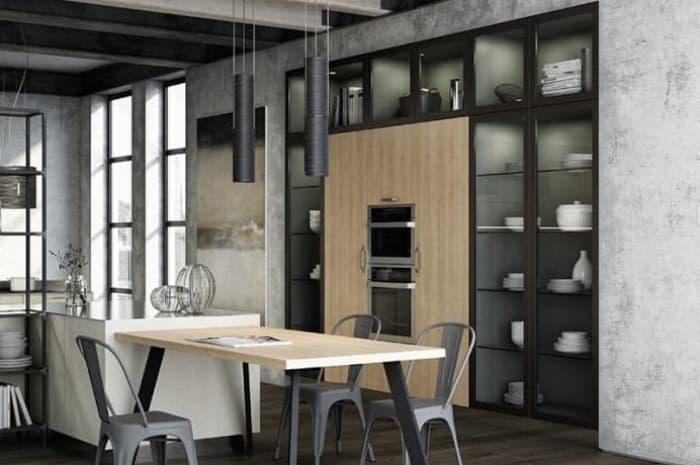 cucina-moderna-con-inserti-scuri