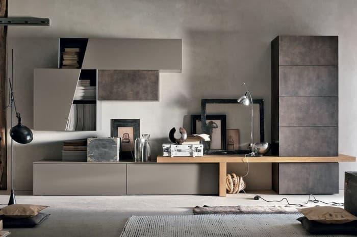 mobile-soggiorno-stile-moderno-colore-scuro