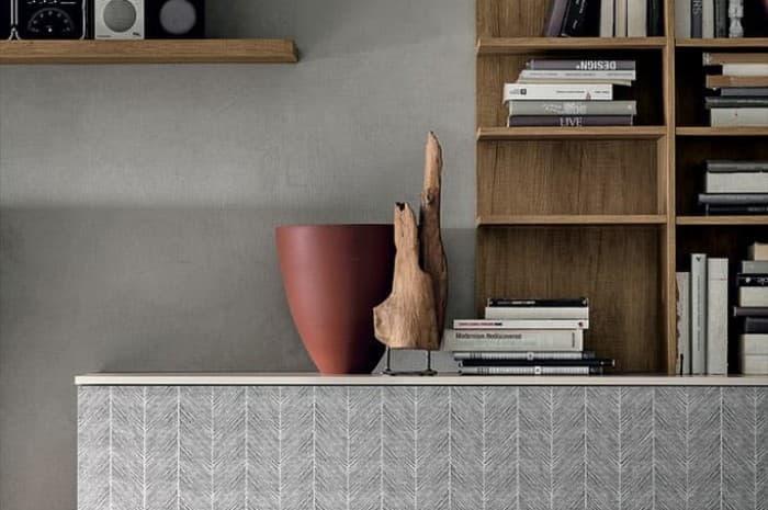 mobile-soggiorno-colore-grigio-motivo-particoalare