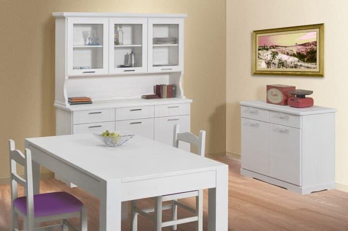 mobile-soggiorno-colore-bianco-con-tavola