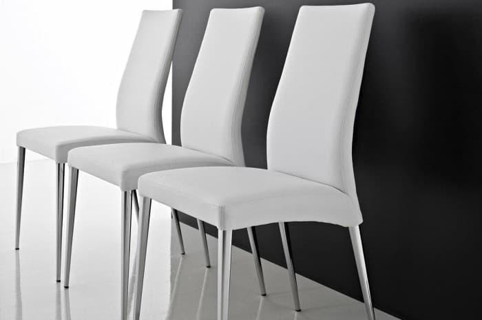 sedie-moderne-in-ecopelle-colore-bianco