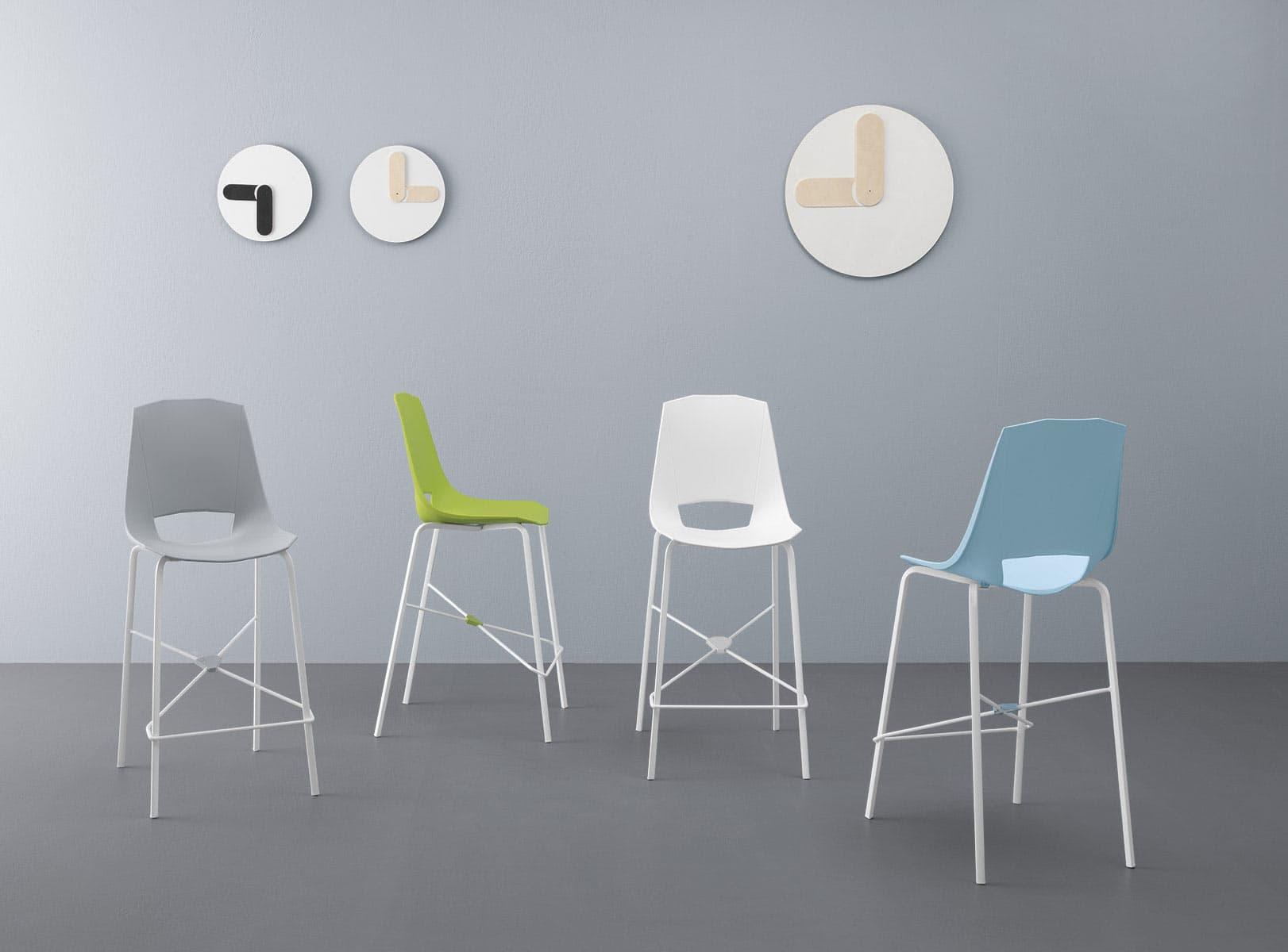 Sgabelli Colorati Interior Design.Tavoli Sedie E Sgabelli Arredamento A Monclassico