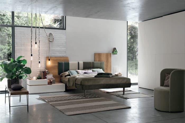 camera-stile-moderno-letto-galleggiante