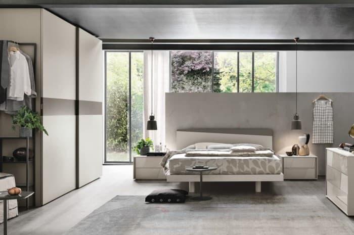 camera-stile-moderno-colore-bianco