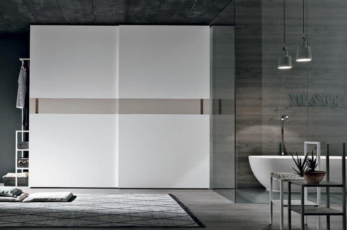 armadio-due-ante-design-colore-bianco