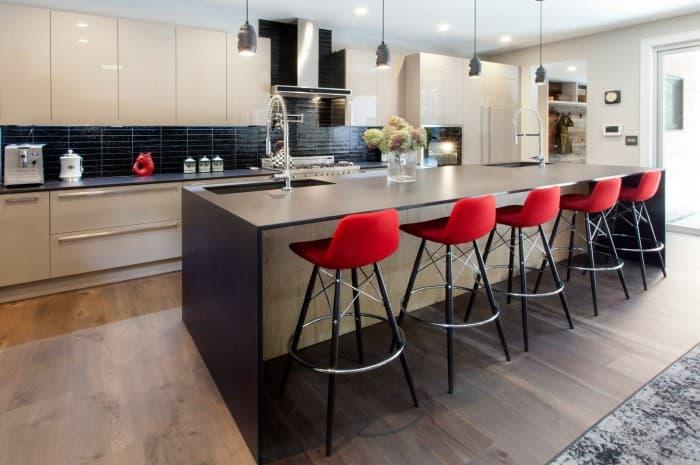 cucina-moderna-doppio-lavello-piano-nero3