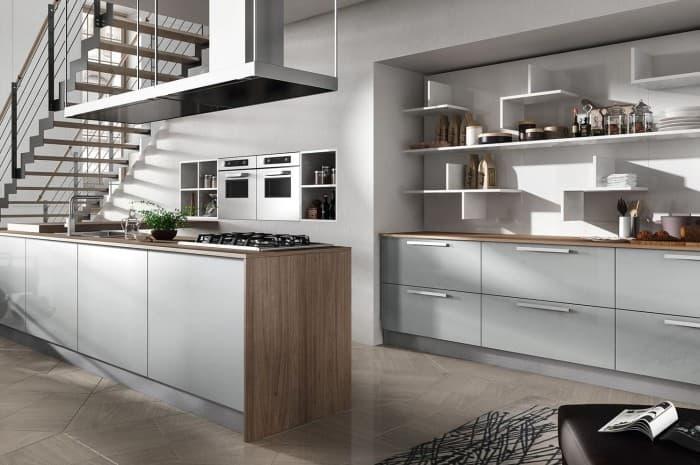 cucina-moderna-piano-cottura-centrale-a-isola